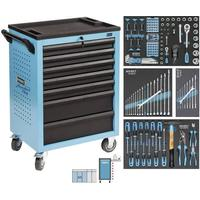 Hazet Værktøjs- og værkstedsvogne Hazet (L x B x H) 781 x 498 x 1037 mm