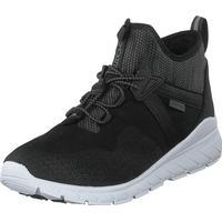 Footi Bronx Black, Sko, Sneakers & Sportsko, Høje Sneakers , Sort, Unisex, 31