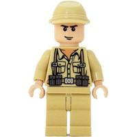 Lego indiana jones german soldier 2
