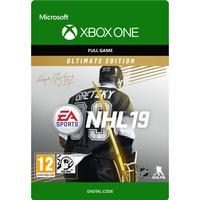 EA SPORTS NHL 19 ULTIMATE EDITION
