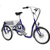 Monark Trehjuling 3313 EL, Elcyklar