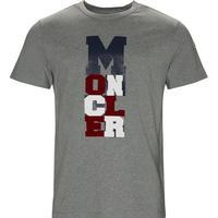 Moncler T-shirt Grey