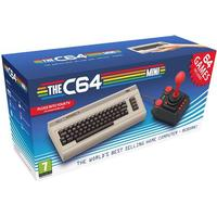 Retro Games Ltd Commodore 64 Mini
