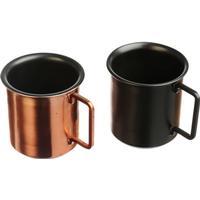 Just Slate - Kaffekop 7 cm 2 stk