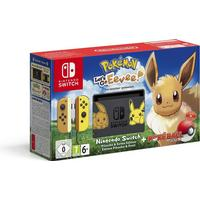 Nintendo Switch - Yellow - Pokémon: Let's Go, Eevee!