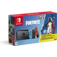 Nintendo Switch - Red/Blue - Fortnite