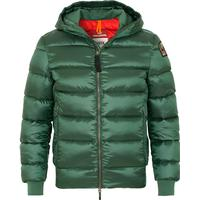 Parajumpers Pharrell Sheen Jacket Forest Green (18WMPMJCKSX03)