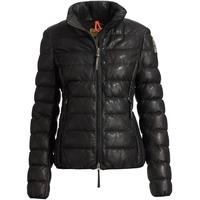 Parajumpers Jodie Leather Jacket Black