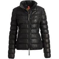 Parajumpers Jodie Leather Jacket Black