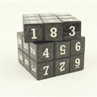 Gemmas Sudoku cube - en ny variant av Rubiks cube