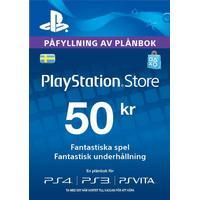 Sony PlayStation Network - 50 KR