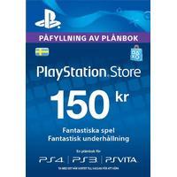 Sony PlayStation Network - 150 KR