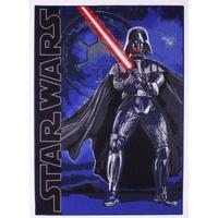 Associated Weaver Star Wars Darth Vader Gulvtæppe 133x95cm