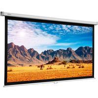 Projecta Rollo SlimScreen duk, 160 x 90 cm, 16:9, matt och vit