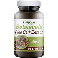 Pine Bark Extract 100 mg 90 tab Lifeplan