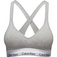 Calvin Klein Bralette Lift Grey (000QF1654E)