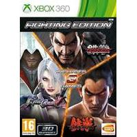 The Fighting Edition - Tekken Tag Tournament 2 - Soul Caliber V - Tekken 6 (Xbox 360)