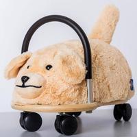 Hippychick Plush Wheelybug - Yellow Dog