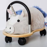 Hippychick Plush Wheelybug - Unicorn