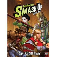 Smash Up: Oops, You Did It Again (Exp.)
