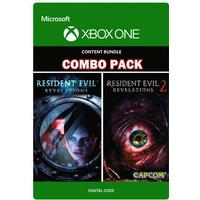 Resident Evil Revelations 1 & 2 Bundle