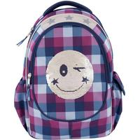 Topmodel Top Model - Schoolbag Smiley Sequense - Blue (0010208)