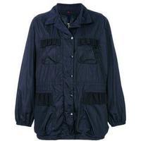 detachable gilet rain jacket