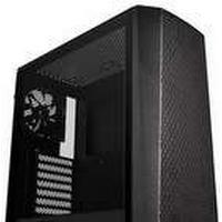 Thermaltake Versa J24 TG, Midi-Tower, PC, SPCC, ATX,Micro-ATX,Mini-ITX, Svart, 4 mm