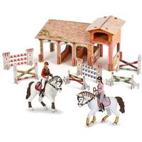 Papo Pony Club with Figures