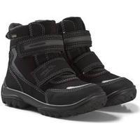 Superfit Black and Grey Snowcat Boots Vinterkängor