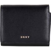 DKNY-Wallets - Bryant Trifold Wallet - Black