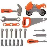 Black & Decker - Verktygsbänk inkl 15 verktyg