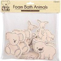 Pipsy Koala 10 Foam Bath Animals