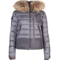 Parajumpers Womens Asphalt Skimaster Hooded Jacket
