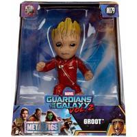 """Jada Metal Die Cast 4"""" Guardians of the Galaxy Vol. 2 Groot Figure M179"""