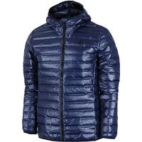 adidas - Varilite Hooded Down Jakke - Navy