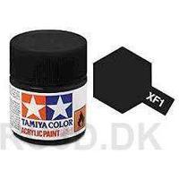 Tamiya Acrylic XF-1 Black Flat 10ml 81701