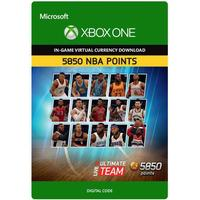 Electronic Arts Nba Live 16 - 5850 Points - Xbox One