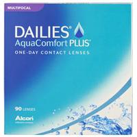 Alcon DAILIES AquaComfort Plus Multifocal 90-pack