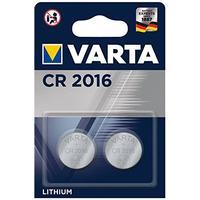 Varta CR2016 2-pack