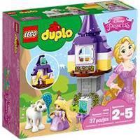 Lego Duplo Princess Rapunzels tårn 10878.