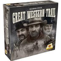 Great Western Trail Board Game: 2017 Edition