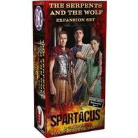 Spartacus  A Game Of Blood And Treachery Board Game  Serpent and Wolf  Expansion 142e495a3958f