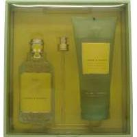 Mäurer & Wirtz 4711 Acqua Colonia Lemon & Ginger Gift Set 170ml EDC + 200ml Shower Gel