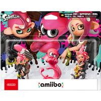 Nintendo Amiibo Splatoon Octoling - 3 Pack