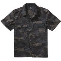 Brandit U.S. Army Shirt Short Sleeve Dark Camo