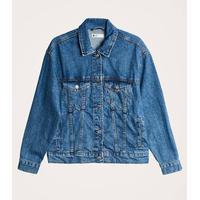 Gina Tricot Bridget Denim Jacket Blue