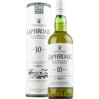 Laphroaig 10 år Single Malt Whisky 40%
