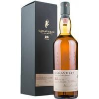 Lagavulin 25 år Single Malt Whisky Cask 57,2%