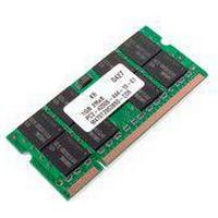 Toshiba Genuine - DDR2 - 1 GB - SO DIMM 200-PIN